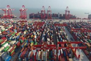 Hàng hóa Trung Quốc xuất khẩu sang Mỹ tăng đột biến