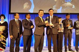 Quảng Ninh vinh dự nhận giải thưởng ASOCIO 2018