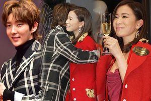 Không chỉ khen quyến rũ, Lee Jun Ki còn ôm và nói yêu Xa Thi Mạn trong lần đầu gặp gỡ