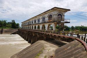 Dân Đà Nẵng khát nước sạch, chính quyền tính xây công trình ngăn mặn