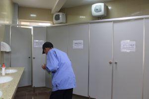 TP.HCM: Nhiều bệnh viện có nhà vệ sinh sạch làm hài lòng người bệnh và thân nhân