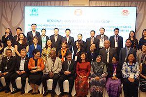 Thúc đẩy việc hiện thực hóa quyền của phụ nữ và trẻ em ASEAN