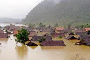 10 tháng, thiệt hại do thiên tai ước tính hơn 8,8 nghìn tỷ đồng