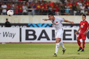 AFF Cup 2018: ĐT Việt Nam thắng ĐT Lào với tỷ số 3 - 0