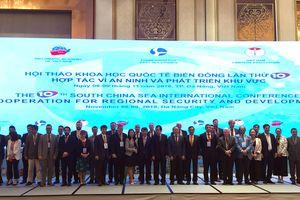 Tiếp tục nỗ lực vì một biển Đông hòa bình, hợp tác, cùng phát triển