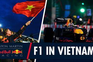 'Tất tần tật' những điều cần biết về đường đua F1 tại Việt Nam