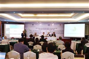 Hội thảo chuyên gia quốc tế về KCN sinh thái lần thứ hai