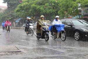 Dự báo thời tiết ngày 8/11: Trời chuyển lạnh, mưa dông trên cả nước