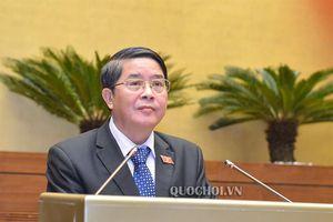 Báo cáo thẩm tra về dự án Luật Quản lý thuế (sửa đổi)