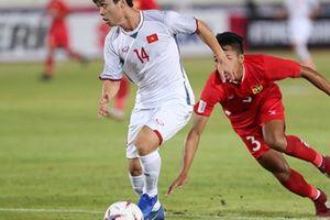 Lào 0-3 Việt Nam: Chiến thắng dễ dàng