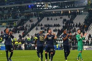 Man Utd lội ngược dòng 'không tưởng' trước Juventus