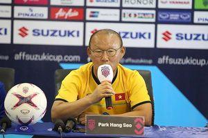 ĐT Lào - ĐT Việt Nam: Chờ thầy Park và học trò 'thi bơi' ở AFF Cup 2018
