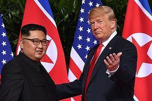 Tổng thống Trump muốn Thượng đỉnh Mỹ-Triều lần 2 vào đầu năm 2019