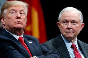 Ông Trump buộc Bộ trưởng Tư pháp từ chức để kiểm soát điều tra Nga?