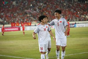 AFF Cup 2018: Toàn cảnh chiến thắng dễ dàng của ĐT Việt Nam trước ĐT Lào