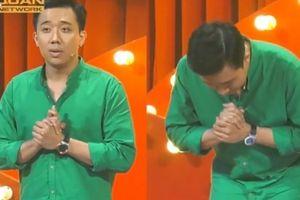Trấn Thành bỏ tiền túi 'đền' cho chương trình 'Thách thức danh hài' vì lỡ cười 'dễ dãi'