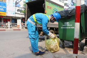 Giữ môi trường bằng... mạng xã hội