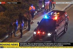 Mỹ: Xả súng ở California, hàng chục người bị thương
