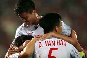 AFF Suzuki Cup 2018: Việt Nam thắng Lào 3-0