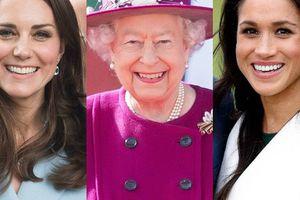 Giữa hai cháu dâu Kate và Meghan, ai là người được lòng Nữ hoàng Anh hơn cả, câu trả lời khiến ai cũng bất ngờ