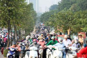 Khi nghiên cứu, Sở Giao thông, vận tải Hà Nội không loại trừ phương án sẽ đề xuất cả việc thu phí nhằm hạn chế xe máy trên một số tuyến đường