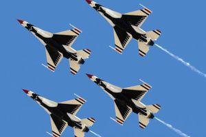Cơn lốc đại tu Không quân: Mỹ tính kế đối đầu 'vô tiền khoáng hậu' với Nga –Trung?