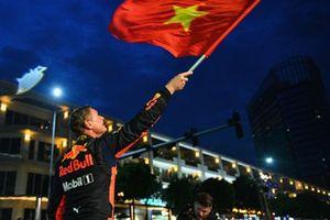 Lộ diện sơ đồ đường đua Công thức 1 sắp được tổ chức ở Hà Nội