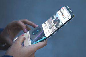 Smartphone độc - lạ của Samsung khiến nhiều người không tin vào mắt