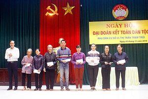 Phó Bí thư Thành ủy Hà Nội: Cần vận động người dân tham gia các phong trào thi đua yêu nước