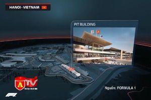 Giải đua F1 thể hiện tầm nhìn chiến lược quảng bá hình ảnh của Hà Nội