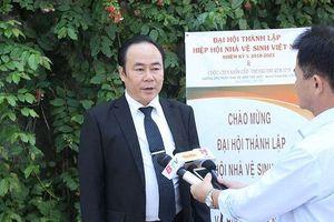 'Tôi biết, Hiệp hội Nhà Vệ sinh Việt Nam ra mắt đã khiến nhiều người cười ngất'