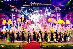Đa dạng sắc màu di sản tại Tuần 'Đại đoàn kết các dân tộc – Di sản văn hóa Việt Nam'