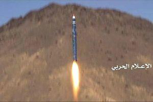 Houthi sử dụng tên lửa siêu thanh Badr P-1 tấn công Liên minh Saudi gần biên giới Yemen