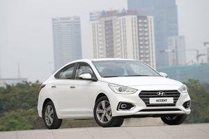 Hyundai Accent bất ngờ qua mặt Grand i10 thành mẫu xe bán chạy nhất của Hyundai Thành Công
