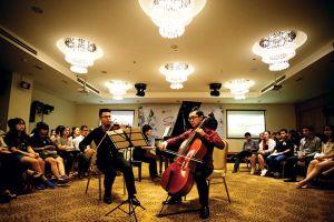 Mang nhạc hàn lâm đến với công chúng trẻ
