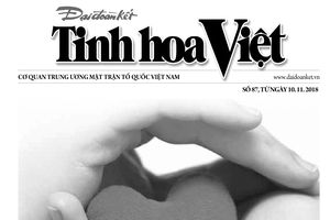 Mời đọc Tinh hoa Việt số 87, phát hành ngày 10/11/2018