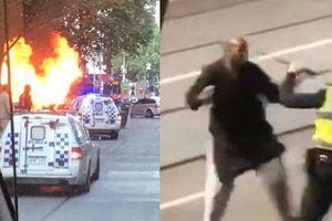 Tấn công bằng dao ở Australia, 3 người thương vong