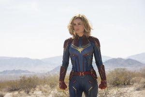 Captain Marvel liệu có trở thành siêu anh hùng 'hạng A' của Marvel?
