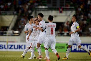 ĐT Việt Nam có độ tuổi trung bình trẻ thứ ba tại AFF Cup 2018
