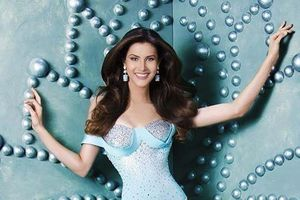Nhan sắc xinh đẹp, vóc dáng gợi cảm ở tuổi 20 của tân Hoa hậu Quốc tế