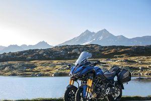 Môtô phượt 3 bánh Yamaha Niken GT ra mắt, giá từ 17.300 USD