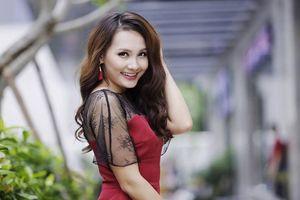 Bảo Thanh ngồi 'ghế nóng' cuộc thi Người mẫu quý bà
