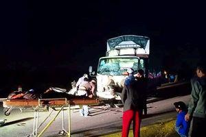 Tai nạn giao thông nghiêm trọng khiến 3 người trong gia đình tử vong