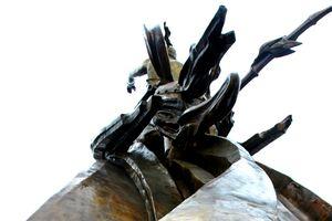 Xử lý nạn viết, vẽ, khắc nham nhở lên di tích: Người ta xử nặng, còn mình nhẹ tênh!