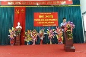 Các cấp CĐ tỉnh Lạng Sơn đổi mới nội dung, hình thức tuyên truyền nâng cao hiểu biết pháp luật trong CNVCLĐ