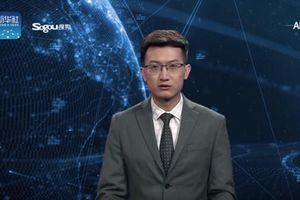 Trung Quốc ra mắt người MC trí tuệ nhân tạo dẫn tin tức