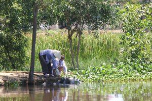 Thông tin bất ngờ vụ thi thể lái trâu trôi sông ở Hưng Yên