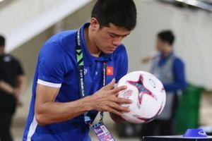 ĐT Việt Nam giữ sạch lưới nhờ… trái bóng được 'làm phép'