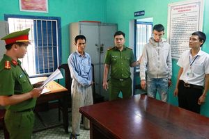 Bắt khẩn cấp hai đối tượng giết người tại Thừa Thiên - Huế