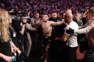 Thành viên ban huấn luyện võ sĩ Conor McGregor và Khabib Nurmagomedov có khả năng nhận án phạt vì ẩu đả
